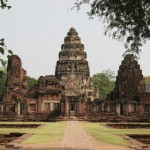 Phimai - Die Tempelanlage