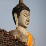 Ayuthaya - Buddha