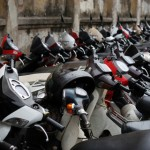 Hanoi - Rollerparking