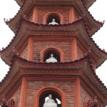 Hanoi - Pagode