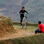 Sapa - Fahrradfahren