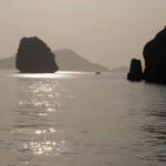 Halong Bucht - Zurück nach Cat Ba