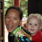 Thanh Son - Felix mit Guide