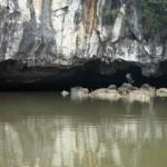 Tam Coc Bich Dong - Eine Grotte