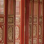 Hue - Die Kaiserstadt - Türen
