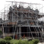 Hue - Die Kaiserstadt - Restaurierungsarbeiten
