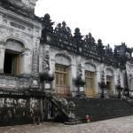Hue - Das Khai Dinh Grab - Felix macht Pause 1
