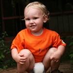 My Son - Felix mit Monsterpampers