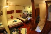 Zimmer Vientiane (Triple Room)