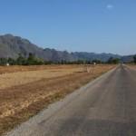 Karstlandschaft um Ban Khoun Kahm
