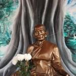 Buddha unter einem Baum