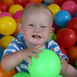 Luca mit 6 Zähnen
