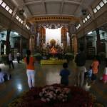 Betende Vietnamesen