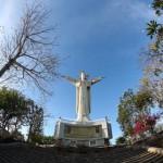 Die Jesus Statue