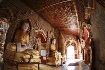 Sambuddha Kat Kyaw Pagode