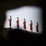 Mönchsfiguren