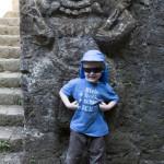 Luca mit Wächter