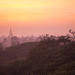 Blick über Sittwe