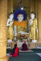 Buddha im Kyaik Thanlan